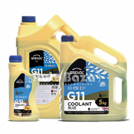 Фото Антифриз BREXOL BLUE G11 Antifreeze (cиний) 5kg