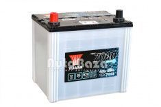 Фото Аккумулятор Yuasa 12V 65Ah 620A  EFB Start Stop Battery Japan YBX7014 (1)